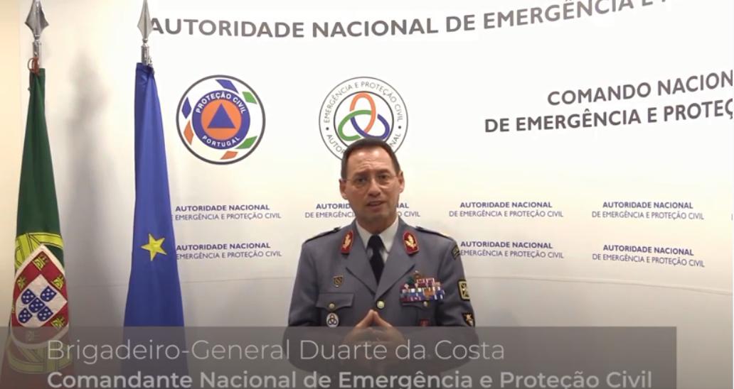 Dia da Autoridade Nacional de Emergência e Proteção Civil