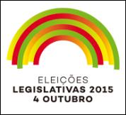 Eleições Legislativas 2015 - 4 outubro